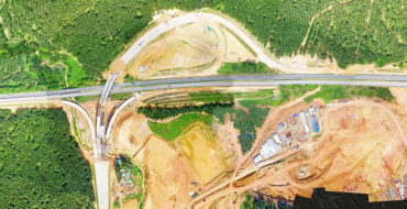 Highway, road, bridges and interchanges